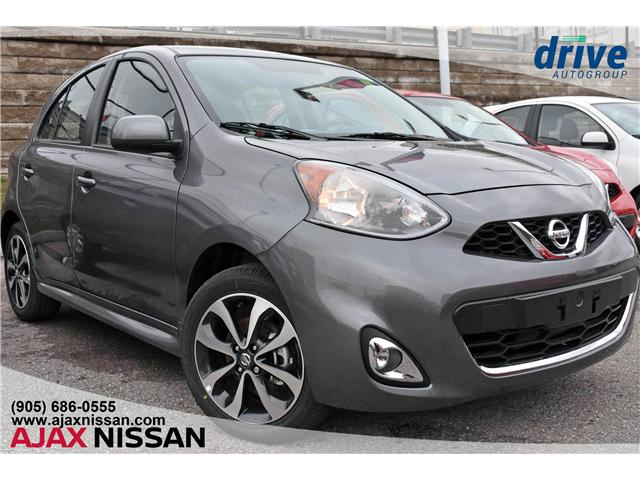 2018 Nissan Micra SR (Stk: P4104CV) in Ajax - Image 1 of 27