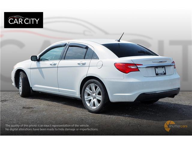 2013 Chrysler 200 Touring (Stk: 2597) in Ottawa - Image 4 of 20