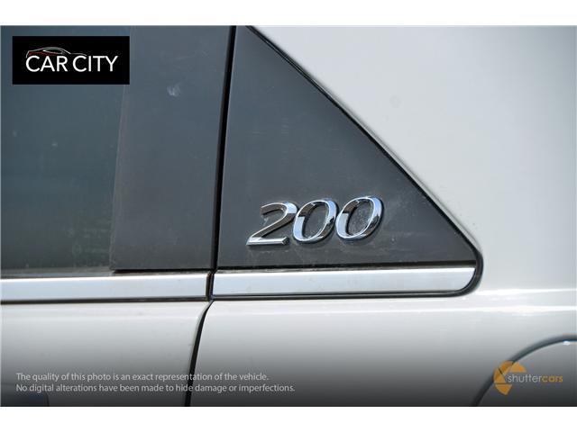 2013 Chrysler 200 Touring (Stk: 2597) in Ottawa - Image 5 of 20