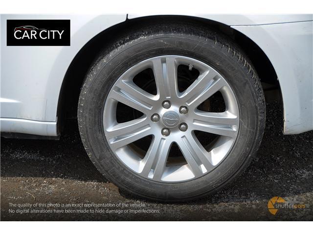 2013 Chrysler 200 Touring (Stk: 2597) in Ottawa - Image 6 of 20