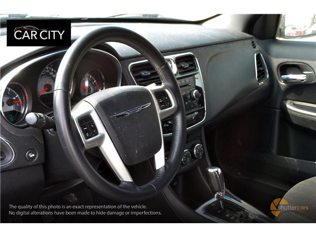 2013 Chrysler 200 Touring (Stk: 2597) in Ottawa - Image 10 of 20