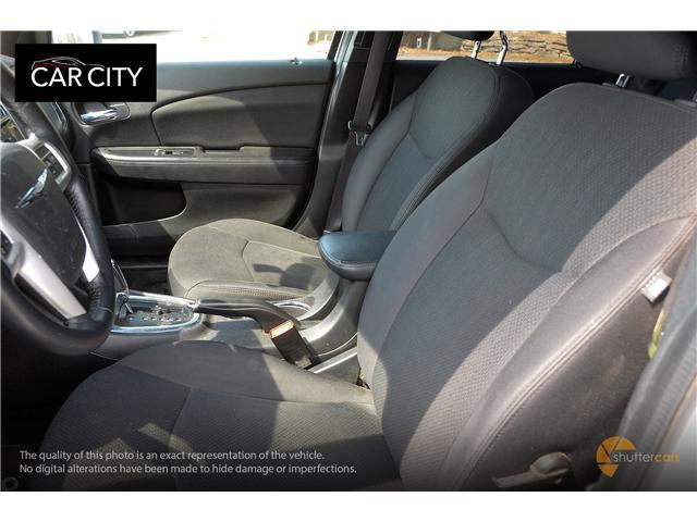 2013 Chrysler 200 Touring (Stk: 2597) in Ottawa - Image 11 of 20