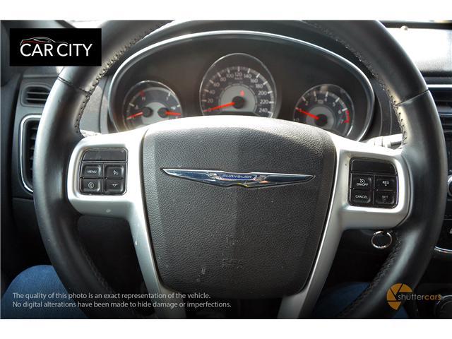 2013 Chrysler 200 Touring (Stk: 2597) in Ottawa - Image 12 of 20