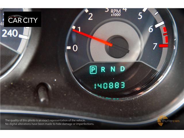 2013 Chrysler 200 Touring (Stk: 2597) in Ottawa - Image 13 of 20