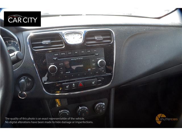 2013 Chrysler 200 Touring (Stk: 2597) in Ottawa - Image 14 of 20