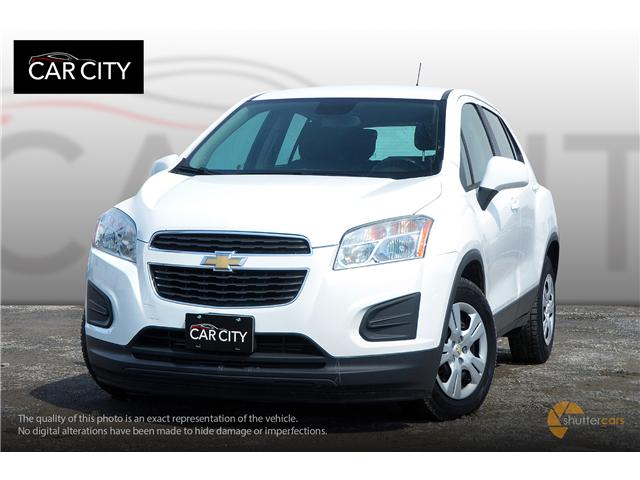 2013 Chevrolet Trax LS (Stk: 2598) in Ottawa - Image 1 of 20