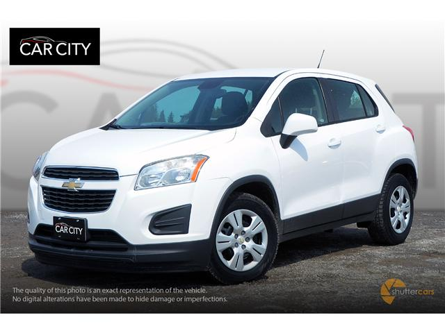 2013 Chevrolet Trax LS (Stk: 2598) in Ottawa - Image 2 of 20
