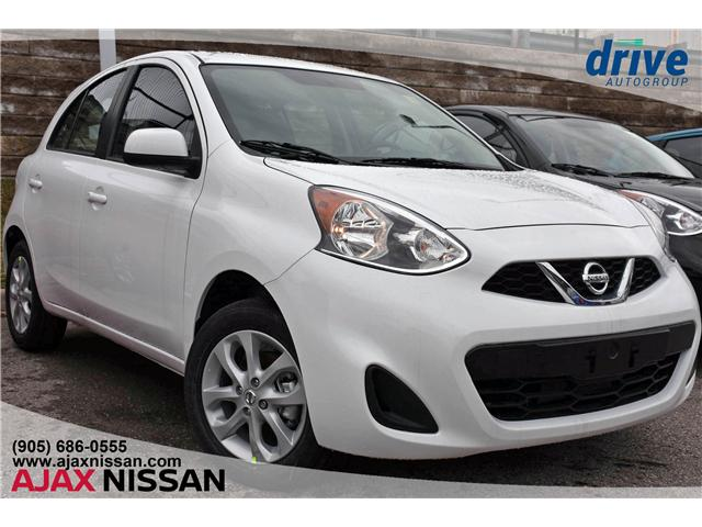 2019 Nissan Micra SV (Stk: P4116CV) in Ajax - Image 1 of 26
