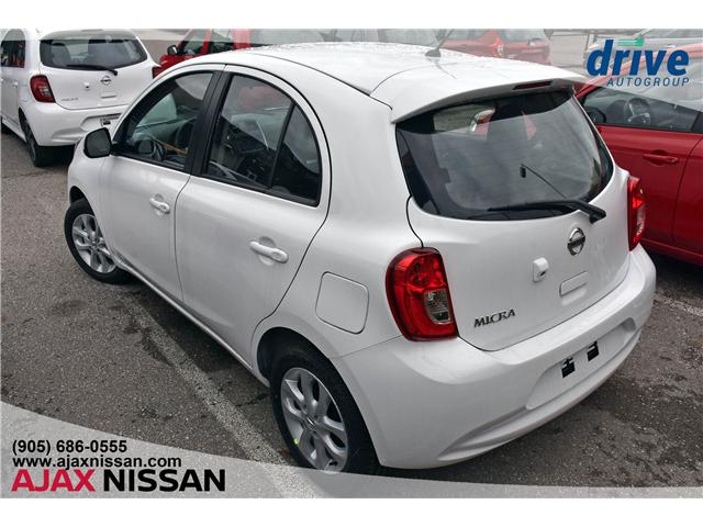 2019 Nissan Micra SV (Stk: P4116) in Ajax - Image 7 of 26