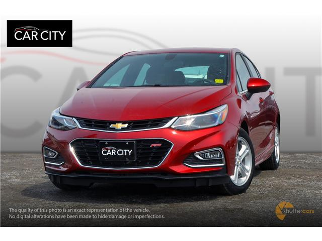 2018 Chevrolet Cruze LT Auto (Stk: 2600) in Ottawa - Image 1 of 20