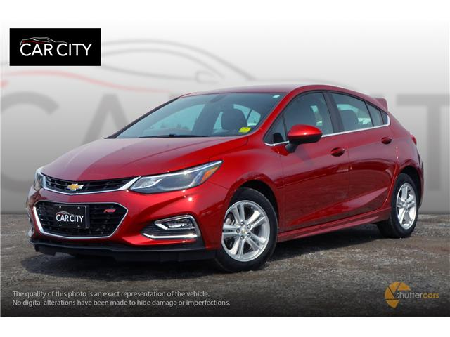 2018 Chevrolet Cruze LT Auto (Stk: 2600) in Ottawa - Image 2 of 20