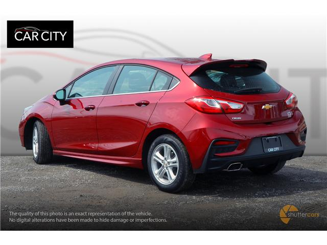 2018 Chevrolet Cruze LT Auto (Stk: 2600) in Ottawa - Image 4 of 20