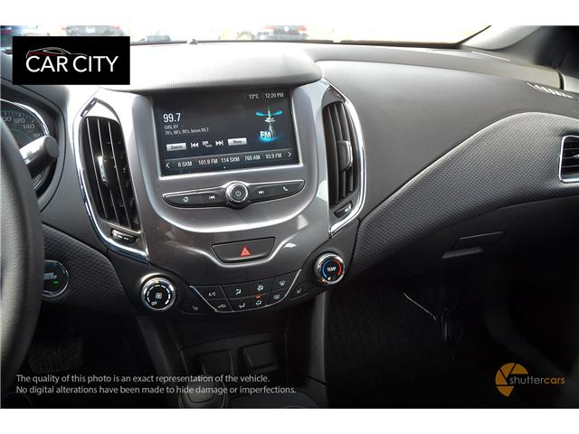 2018 Chevrolet Cruze LT Auto (Stk: 2600) in Ottawa - Image 12 of 20