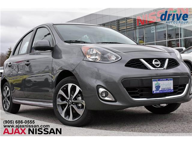 2018 Nissan Micra SR (Stk: P4107CV) in Ajax - Image 1 of 27