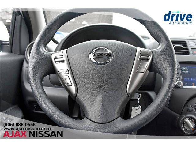 2019 Nissan Micra SV (Stk: P4116) in Ajax - Image 19 of 26