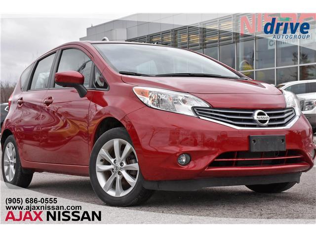 2015 Nissan Versa Note 1.6 SL (Stk: U325A) in Ajax - Image 1 of 30