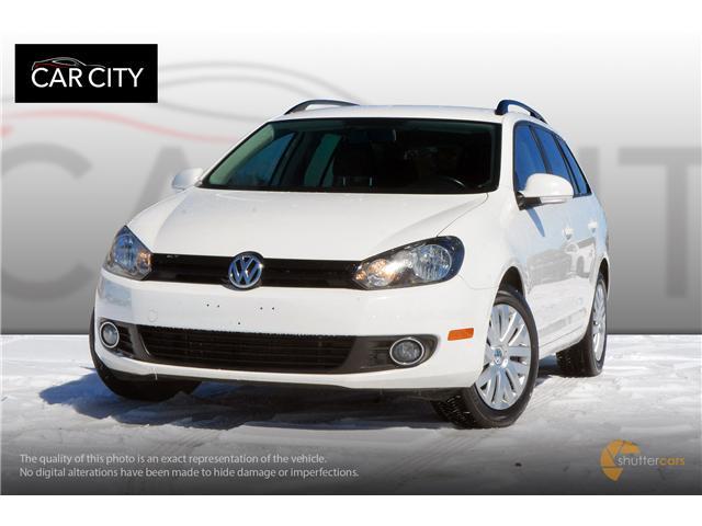 2014 Volkswagen Golf 2.0 TDI Comfortline (Stk: 2595) in Ottawa - Image 1 of 20