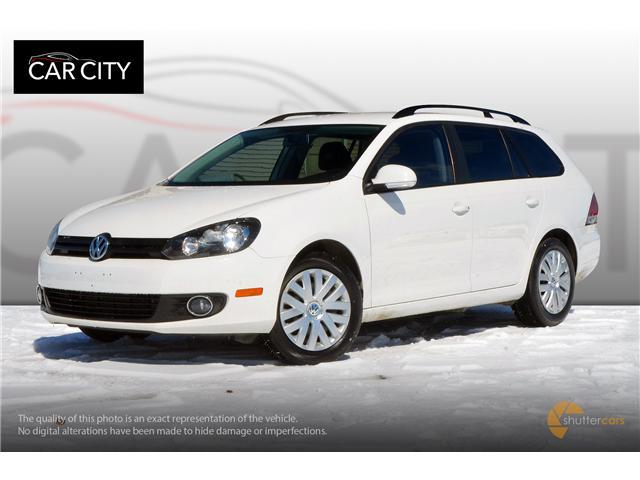 2014 Volkswagen Golf 2.0 TDI Comfortline (Stk: 2595) in Ottawa - Image 2 of 20