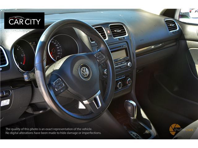 2014 Volkswagen Golf 2.0 TDI Comfortline (Stk: 2595) in Ottawa - Image 9 of 20