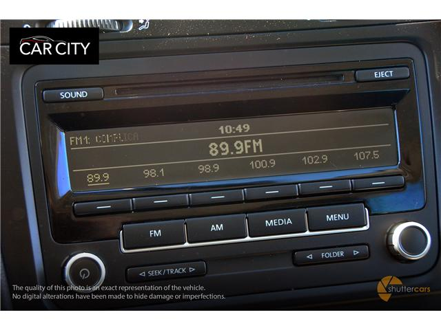 2014 Volkswagen Golf 2.0 TDI Comfortline (Stk: 2595) in Ottawa - Image 14 of 20