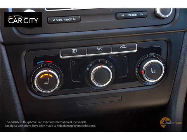 2014 Volkswagen Golf 2.0 TDI Comfortline (Stk: 2595) in Ottawa - Image 15 of 20