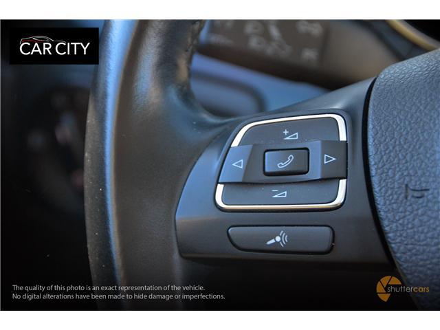 2014 Volkswagen Golf 2.0 TDI Comfortline (Stk: 2595) in Ottawa - Image 18 of 20