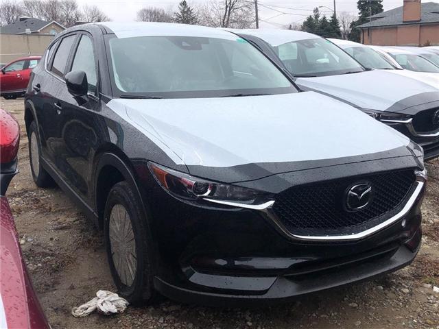 2019 Mazda CX-5 GS (Stk: 81677) in Toronto - Image 2 of 5