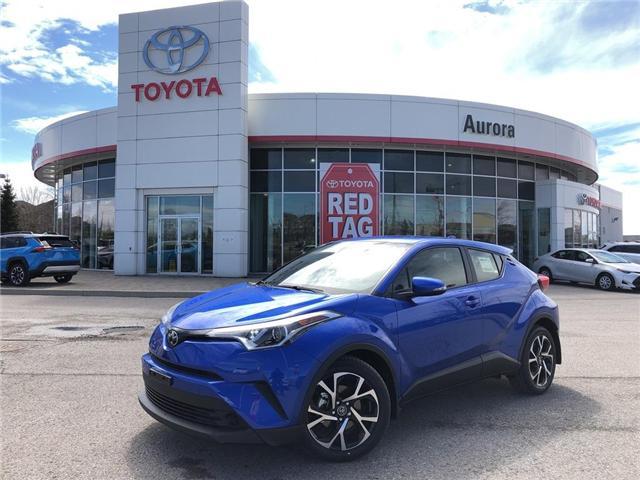 2019 Toyota C-HR XLE (Stk: 30812) in Aurora - Image 1 of 16