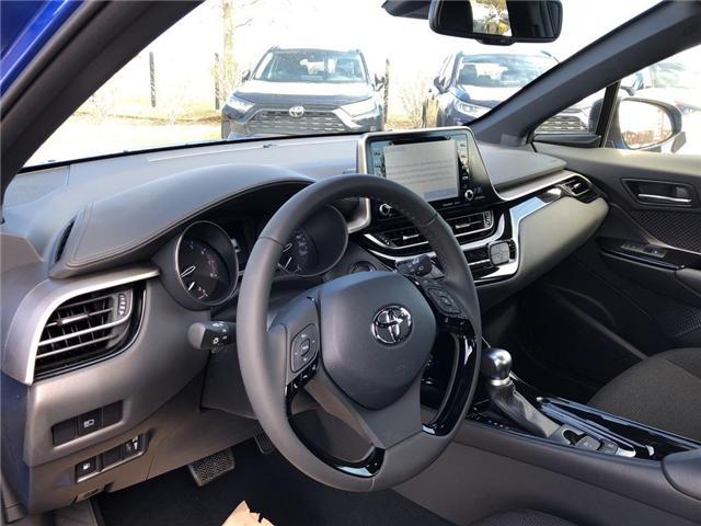 2019 Toyota C-HR XLE (Stk: 30812) in Aurora - Image 7 of 16