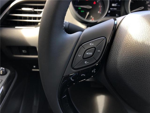 2019 Toyota C-HR XLE (Stk: 30812) in Aurora - Image 10 of 16