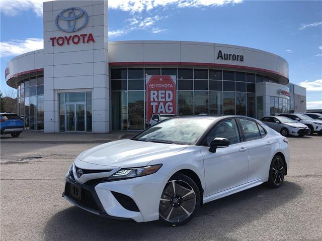 2019 Toyota Camry XSE (Stk: 30814) in Aurora - Image 1 of 15