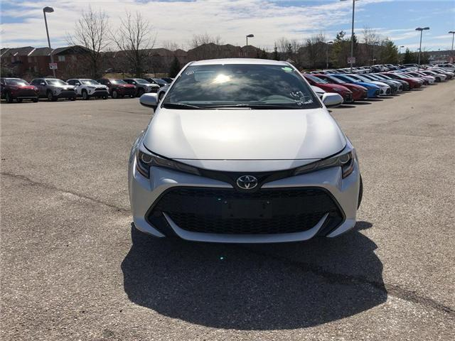 2019 Toyota Corolla Hatchback Base (Stk: 30830) in Aurora - Image 6 of 15