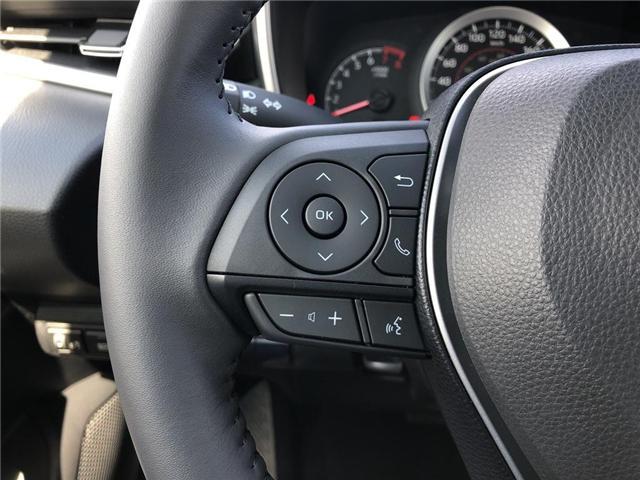 2019 Toyota Corolla Hatchback Base (Stk: 30830) in Aurora - Image 9 of 15