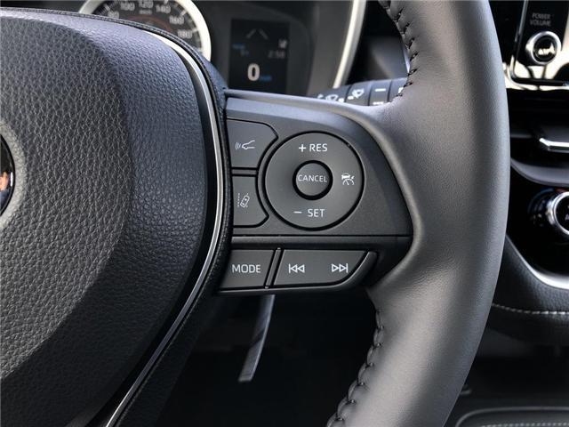 2019 Toyota Corolla Hatchback Base (Stk: 30830) in Aurora - Image 10 of 15