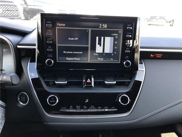 2019 Toyota Corolla Hatchback Base (Stk: 30830) in Aurora - Image 12 of 15