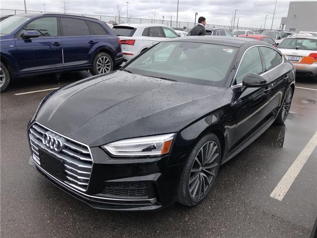 2019 Audi A5 45 Progressiv (Stk: 50489) in Oakville - Image 1 of 5