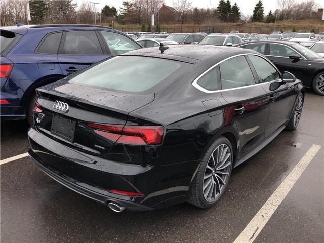 2019 Audi A5 45 Progressiv (Stk: 50489) in Oakville - Image 5 of 5
