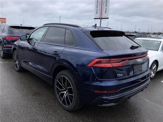 2019 Audi Q8 55 Technik (Stk: 50441) in Oakville - Image 2 of 5
