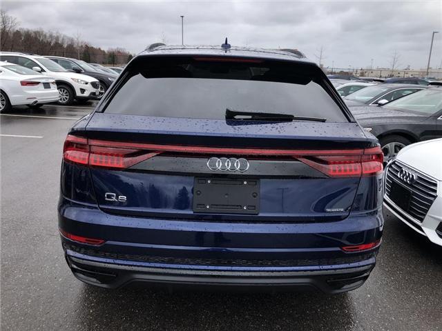 2019 Audi Q8 55 Technik (Stk: 50441) in Oakville - Image 3 of 5