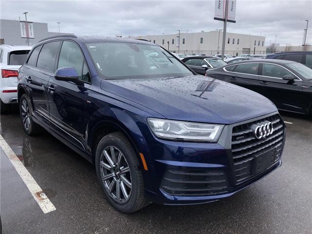 2019 Audi Q7 55 Progressiv (Stk: 50533) in Oakville - Image 4 of 5