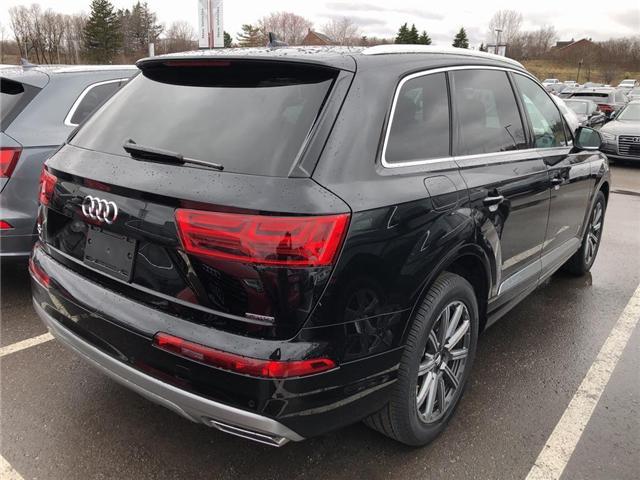 2019 Audi Q7 45 Komfort (Stk: 50534) in Oakville - Image 4 of 5