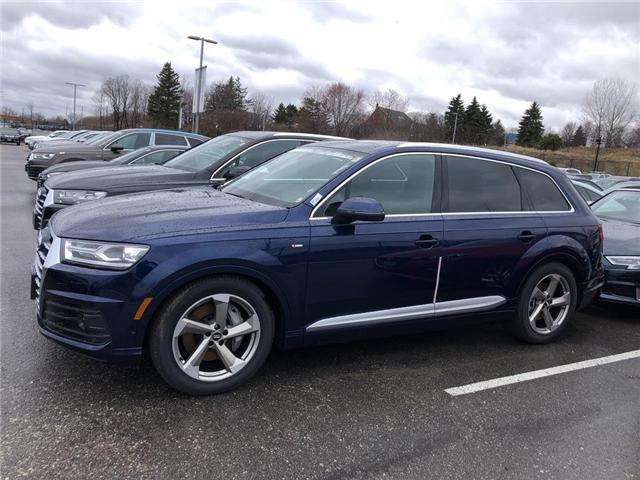 2019 Audi Q7 55 Progressiv (Stk: 50535) in Oakville - Image 2 of 5
