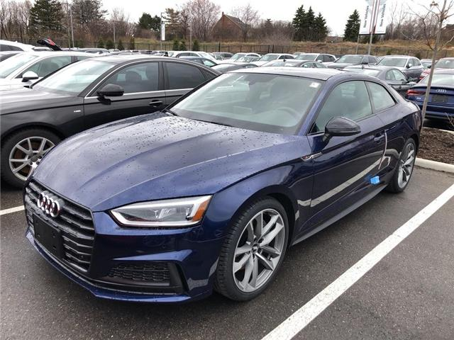 2019 Audi A5 45 Progressiv (Stk: 50427) in Oakville - Image 1 of 5