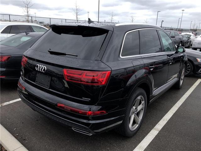 2019 Audi Q7 55 Technik (Stk: 50542) in Oakville - Image 4 of 5