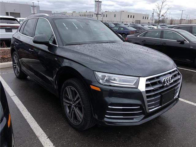 2019 Audi Q5 45 Progressiv (Stk: 50552) in Oakville - Image 5 of 5