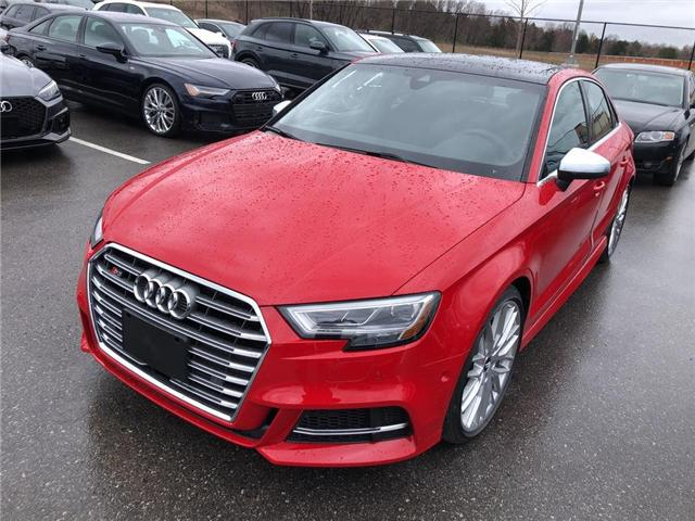 2019 Audi S3 2.0T Technik (Stk: 50548) in Oakville - Image 1 of 5