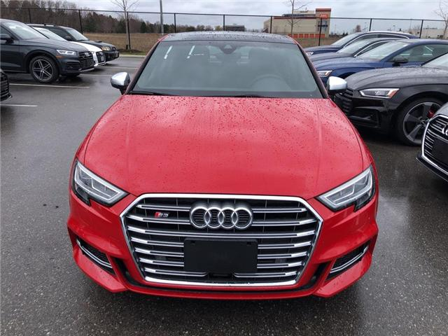 2019 Audi S3 2.0T Technik (Stk: 50548) in Oakville - Image 2 of 5