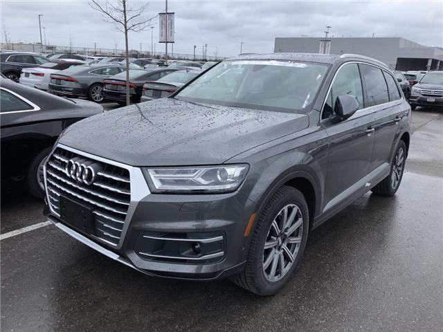 2019 Audi Q7 55 Progressiv (Stk: 50549) in Oakville - Image 1 of 5