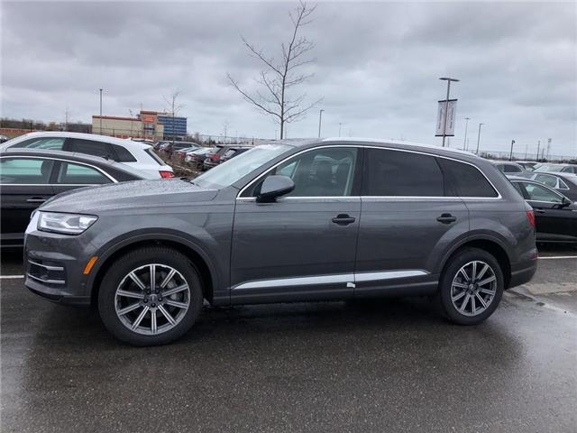 2019 Audi Q7 55 Progressiv (Stk: 50549) in Oakville - Image 2 of 5
