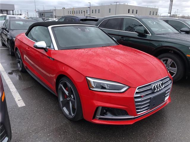 2019 Audi S5 3.0T Technik (Stk: 50551) in Oakville - Image 3 of 5
